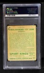 1933 Goudey Sport Kings #1  Ty Cobb   Back Thumbnail