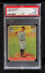 1933 Goudey #144  Babe Ruth  Front Thumbnail
