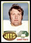 1976 Topps #356  Garry Puetz  Front Thumbnail