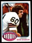 1976 Topps #374  Bob Babich  Front Thumbnail