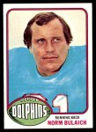 1976 Topps #413  Norm Bulaich  Front Thumbnail