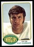 1976 Topps #337  Pat Curran  Front Thumbnail