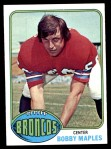 1976 Topps #384  Bobby Maples  Front Thumbnail