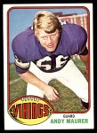 1976 Topps #309  Andy Maurer  Front Thumbnail