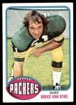1976 Topps #322  Bruce Van Dyke  Front Thumbnail