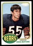 1976 Topps #396  Doug Buffone  Front Thumbnail