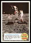 1970 Topps Man on the Moon #92 C  Tranquility Base Front Thumbnail