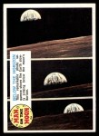 1970 Topps Man on the Moon #62 C  Below The Horizon Front Thumbnail