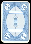 1971 Topps Game #8  Haven Moses  Back Thumbnail