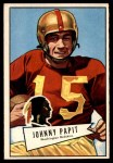 1952 Bowman Large #143  Johnny Papit  Front Thumbnail