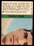 1966 Topps Rat Patrol #49   Pettigrew Felt Uneasy Back Thumbnail