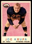 1959 Topps #144  Joe Krupa  Front Thumbnail