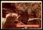 1956 Topps Davy Crockett #13 GRN  Sharpshooting  Front Thumbnail