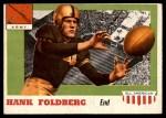 1955 Topps #32  Hank Foldberg  Front Thumbnail