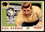1955 Topps #70  Bill Daddio  Front Thumbnail