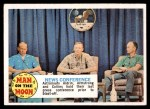 1970 Topps Man on the Moon #73 C  News Conference Front Thumbnail