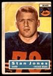 1956 Topps #71  Stan Jones  Front Thumbnail
