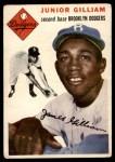 1954 Topps #35  Jim Gilliam  Front Thumbnail