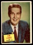 1957 Topps Hit Stars #49  Jim Lowe  Front Thumbnail