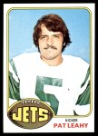 1976 Topps #34  Pat Leahy   Front Thumbnail