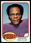 1976 Topps #105  Carl Eller  Front Thumbnail