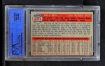 1957 Topps #321  Red Murff  Back Thumbnail