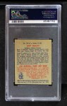 1949 Bowman #169  Jeff Heath  Back Thumbnail