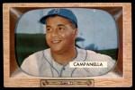 1955 Bowman #22  Roy Campanella  Front Thumbnail