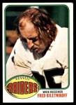 1976 Topps #25  Fred Biletnikoff  Front Thumbnail