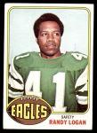 1976 Topps #101  Randy Logan   Front Thumbnail