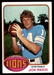 1976 Topps #137  Joe Reed  Front Thumbnail