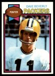 1979 Topps #173  Dave Beverly  Front Thumbnail