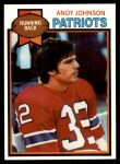 1979 Topps #281  Andy Johnson  Front Thumbnail