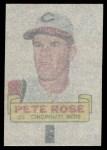 1966 Topps Rub Offs   Pete Rose   Back Thumbnail