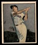 1951 Berk Ross #4 A Hank Bauer  Front Thumbnail