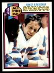 1979 Topps #40  Randy Gradishar  Front Thumbnail