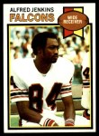 1979 Topps #127  Alfred Jenkins  Front Thumbnail
