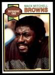 1979 Topps #93  Mack Mitchell  Front Thumbnail