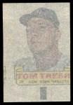 1966 Topps Rub Offs  Tom Tresh  Back Thumbnail