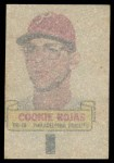 1966 Topps Rub Off #82   Cookie Rojas   Back Thumbnail