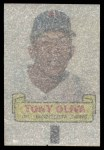 1966 Topps Rub Offs   Tony Oliva   Back Thumbnail