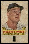 1966 Topps Rub Offs  Tom Tresh  Front Thumbnail