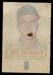 1966 Topps Rub Offs   Bill Skowron   Back Thumbnail