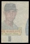 1966 Topps Rub Offs   Dick McAuliffe   Back Thumbnail