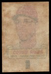 1966 Topps Rub Offs   Cookie Rojas   Back Thumbnail