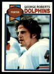 1979 Topps #322  George Roberts  Front Thumbnail