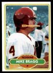 1980 Topps #84  Mike Bragg  Front Thumbnail