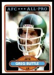 1980 Topps #340   -  Greg Buttle All-Pro Front Thumbnail