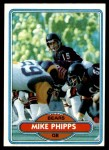 1980 Topps #422  Mike Phipps  Front Thumbnail