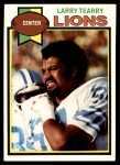 1979 Topps #316  Larry Tearry  Front Thumbnail